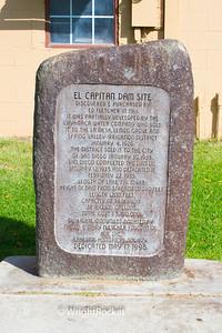 El Capitain Dam