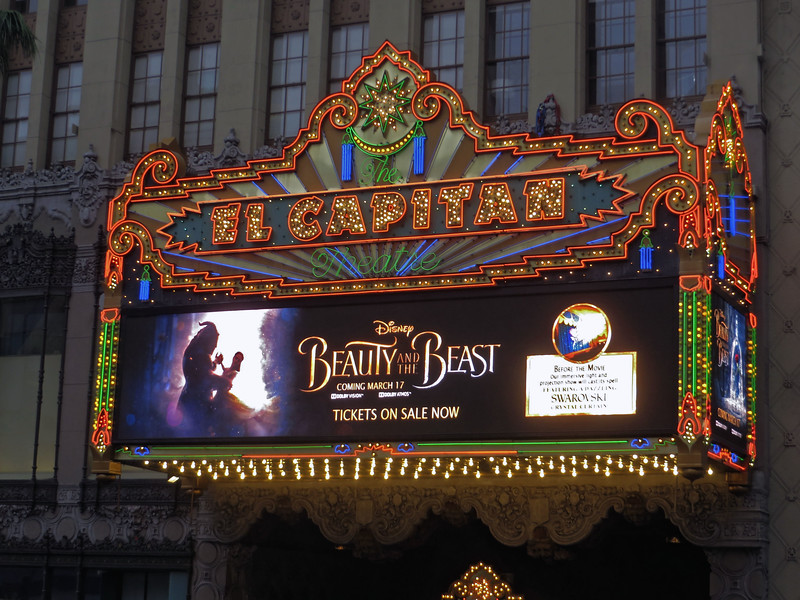PICTORIAL: Six Must-See Things for BEAUTY AND THE BEAST at the El Capitan Theatre