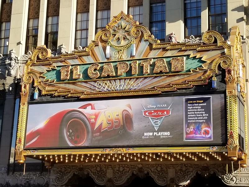 REVIEW: High-energy dance battles daily at El Capitan Theatre for CARS 3 engagement