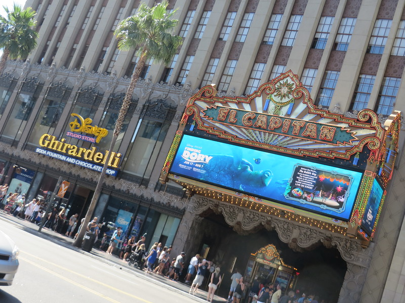 PICTORIAL: FINDING DORY brings a world of underwater fun at the El Capitan Theatre