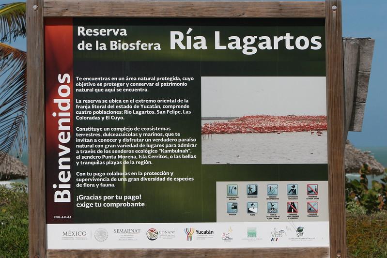 Rio Lagartos Bio Reserve