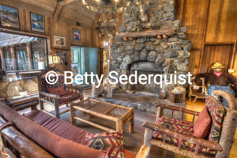 Interior, Tallac Mansions