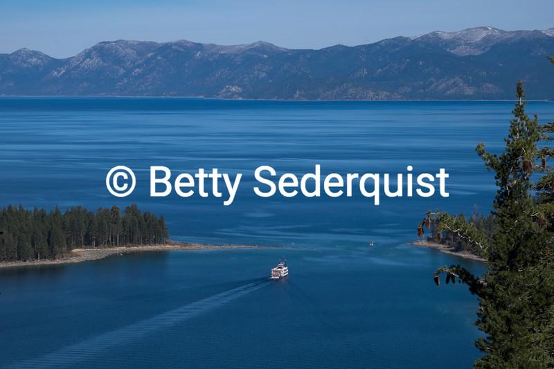 Tahoe Queen Emerald Bay