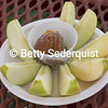 Fresh Sliced Apples and Caramel, Apple Hill