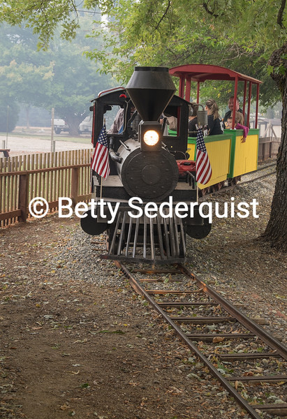 Model Railroad, Apple Hill