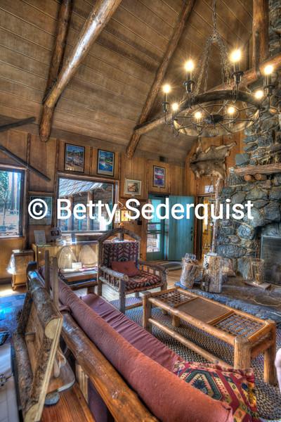 Tallac Mansions Interior