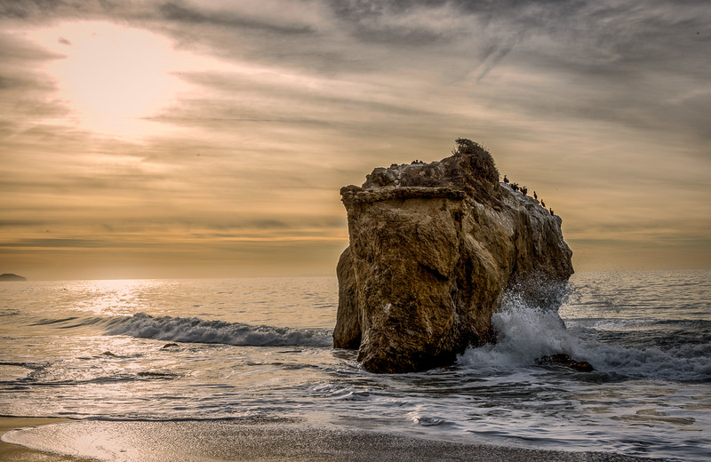 Sunrise-El Matador Beach