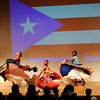 Hispanic/Latino Heritage Family Day at Rochester's Memorial Art Gallery.