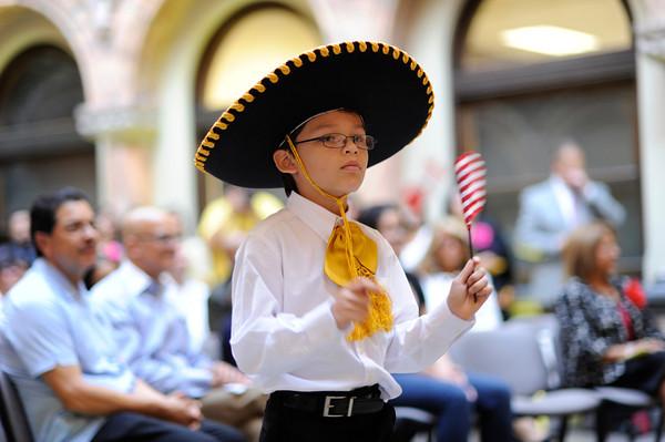 2011 Hispanic Heritage kick-off