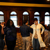 Dance workshop at Rochester City Hall as part of Hispanic Heritage Month activities.