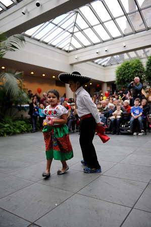 Annual Hispanic/Latino Heritage Family Day at Rochester's Memorial Art Gallery.