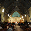 Annual Mass in honor of Our Lady of Providencia, patroness of Puerto Rico, held at Holy Apostles Church.