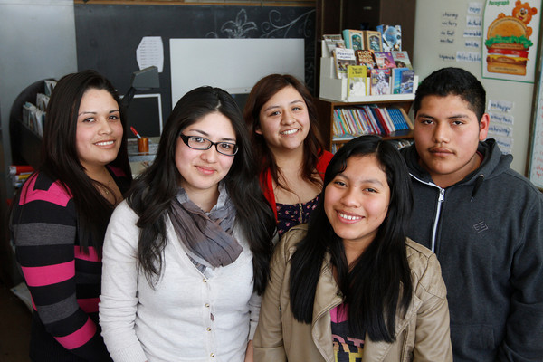 2014 DREAM Act students in Sodus