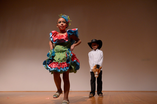 The 13th annual Hispanic/Latino Family Day includes a variety of activities including music, dance and children's crafts. This year, the spotlight is on Colombia and that special presentation will be from 3 to 4 p.m. I will add schedule of events when available.