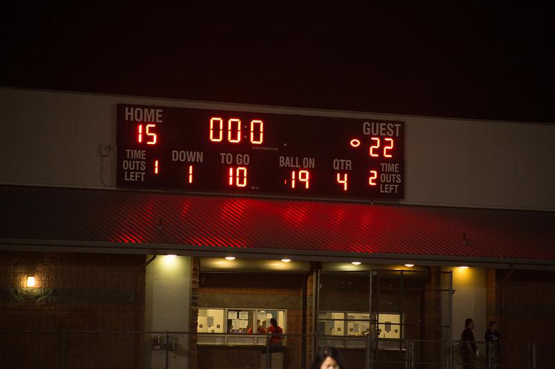 2013 - El Rancho vs Cal Hi