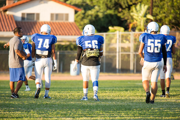 2014 El Rancho Football