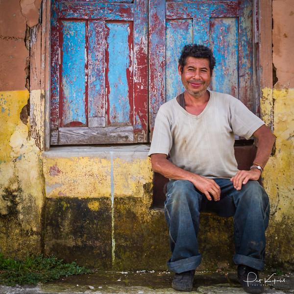 Portrait - San Salvador