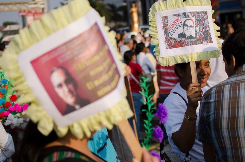 El Salvador Oscar Romero Commemoration