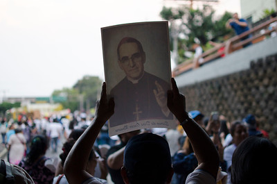 El Salvador Oscar Romero Commemoration