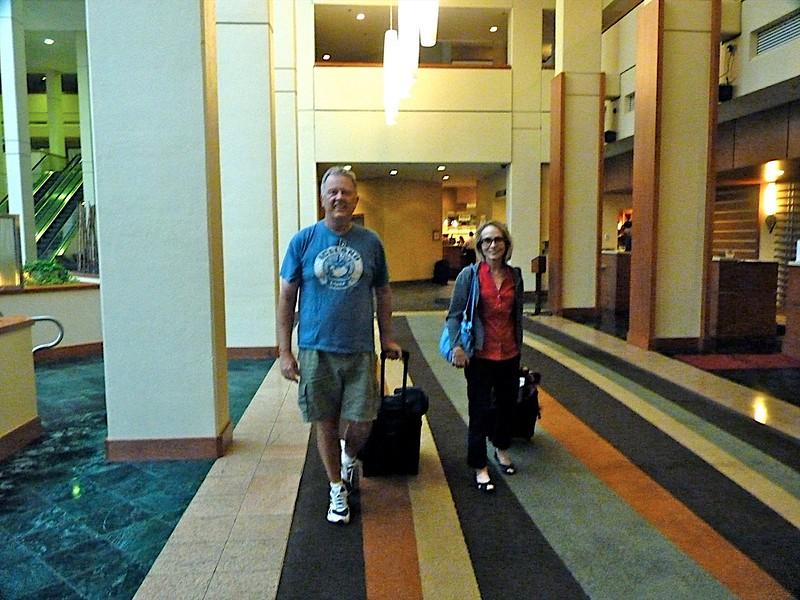 We're leaving Atlanta bound for El Salvador.