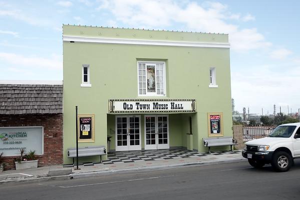 Old Town Music Hall El Segundo