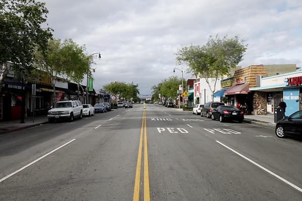 Main Street, El Segundo