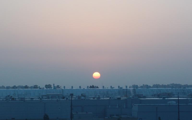 El Segundo Sunrise