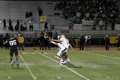 El Dorado vs Brea Olinda  at Bradford Stadium in Placentia, California on November 1, 2013. Photo:Chris Anderson/114photography