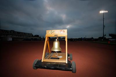 Bell Game 2013: El Dorado vs Valencia  at Bradford Stadium in Placentia, California on September 20, 2013. Photo:Chris Anderson/114photography