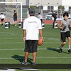 Led by their new Coach Don Shepard, Incoming Freshmen began their summer practices this week at Glen Hastings Field/El Dorado High School in Placentia, California on July 9, 2013. Photo:Chris Anderson/114Photography