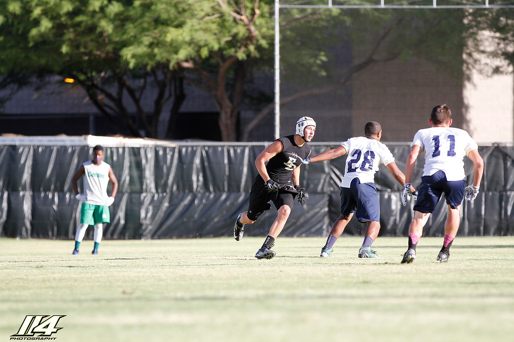 Passing Jamboree at UNLV in Las Vegas, Nevada on June 14, 2014. Photo:Chris Anderson/114photography