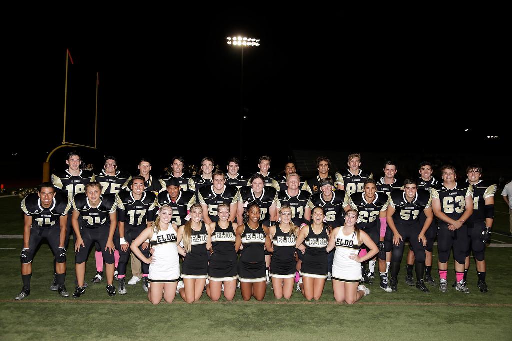 Senior Night 2014