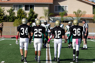 at Glen Hastings Field in Placentia, California on October 22, 2015. Photo: Chris Anderson/114photography for EL Dorado High School Football