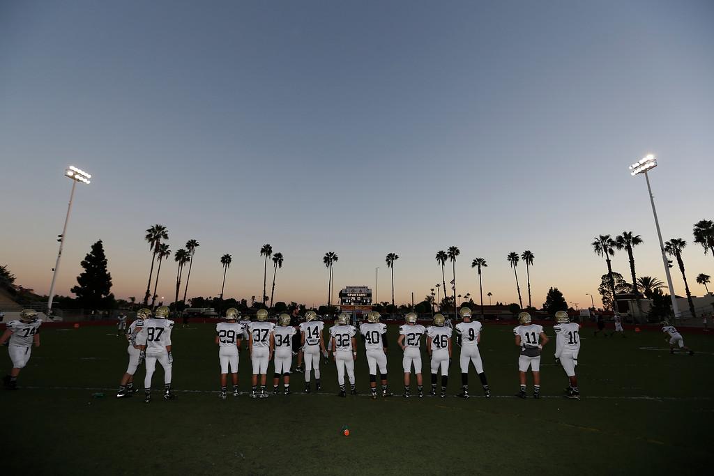 El Dorado vs Villa Park