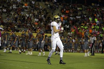 El Dorado vs El Modena at Fred Kelly Stadium in Orange, California on October 20, 2016. Photo: Chris Anderson/114photography