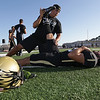 El Dorado vs Troy HS at Bradford Stadium in Placentia, California on September 1, 2016. Photo: Chris Anderson/114photography