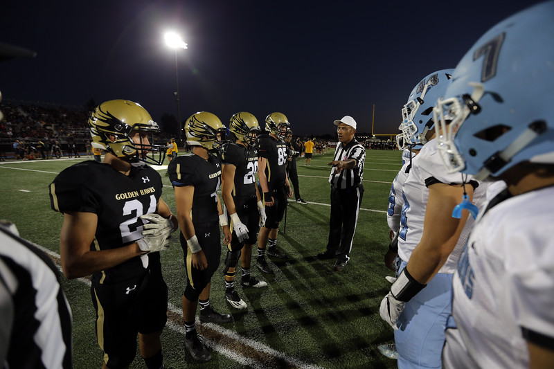 El Dorado Football, El Dorado High School Football, Golden Hawks, High School Football, El Dorado vs Villa Park HS