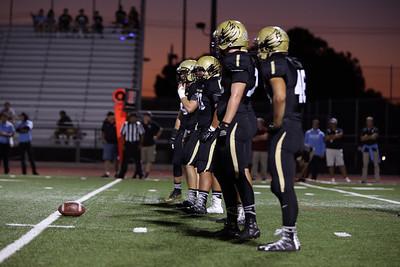 El Dorado Football, El Dorado High School Football, Golden Hawks, High School Football, El Dorado vs Villa Park HS