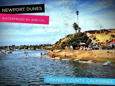 """NEWPORT DUNES!!  Who all went there as a kid??  Remember the Sunday events & Billy Barty & Dance contests & swimming out to the blue fiberglass whale & tossing it from side to side till it tipped over (& """"burned"""" our belly's from the fiberglass!) & the Back Bay Walks & Hootenanny's??<br /> (Shared from:  Jeff Powell)"""