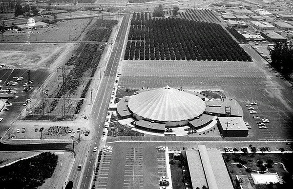 Melodyland, Anaheim, 1964