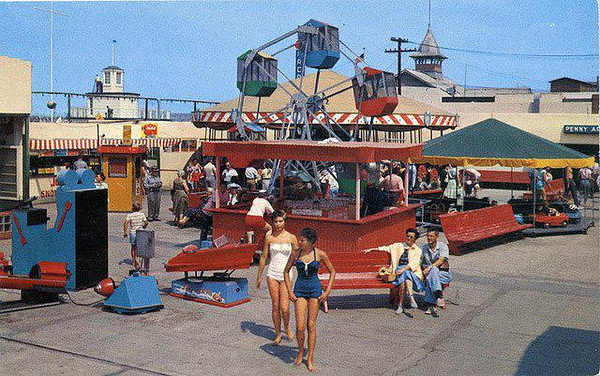 Balboa FUN ZONE!!  Ahhhh the memories!!<br /> (Shared from:  Jeff Powell)
