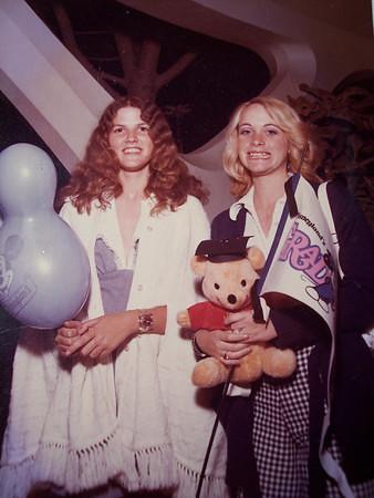 Grad Night at Disneyland - '75