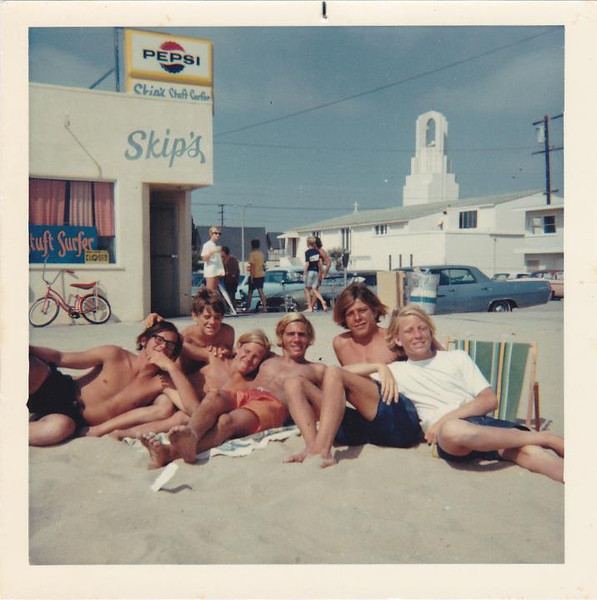 Newport Beach (was this 15th Street??) (Shared from:  Jeff Powell)