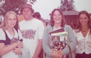 Around campus '72-'73