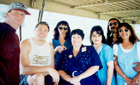 Class of '75 - 20 year reunion Sunday Picnic at La Veta Park