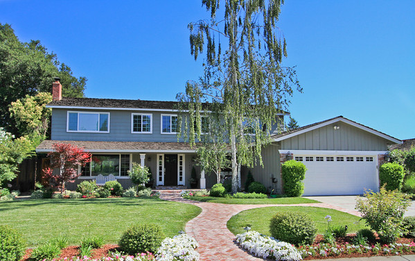 1041 Suffolk Way, Los Altos