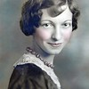 Mother - Lucille Lloyd Adkins, age 22