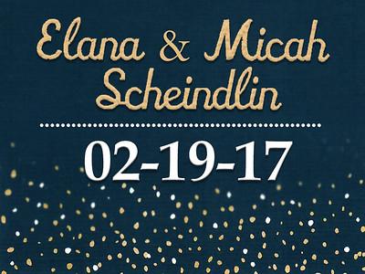 Elana & Micah