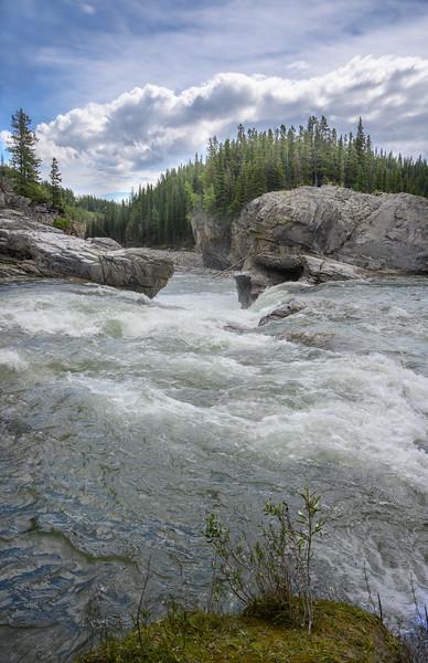 Elbow Falls Alberta
