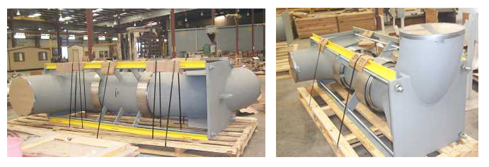 Elbow Pressure Tied Universal Expansion Joints (08/01/2001)